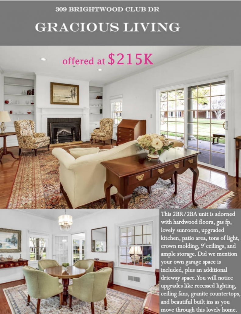 retirement homes for sale