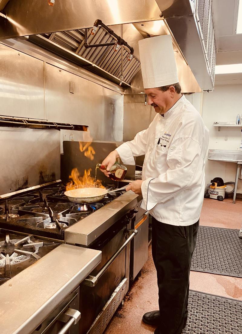 Ed Koprowicz - Executive Chef