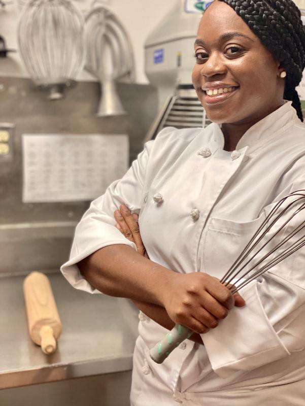 Bukola Ikuomola - Pastry Chef